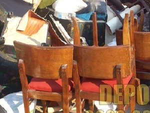 Депо БГ - изхвърляне на стари мебели и отпадъци в София